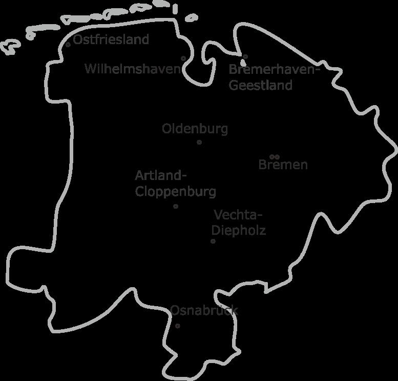 Die Rotaract Clubs im Distrikt 1850